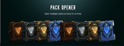 GU.Cards Pack Opener